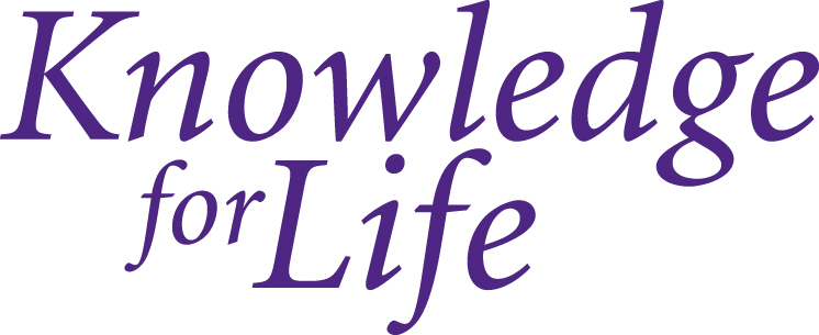 knowledge for life logo